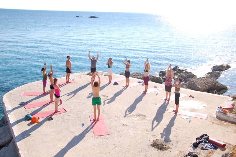 Yoga Alliance International Certified Teacher Training in Greece Athens